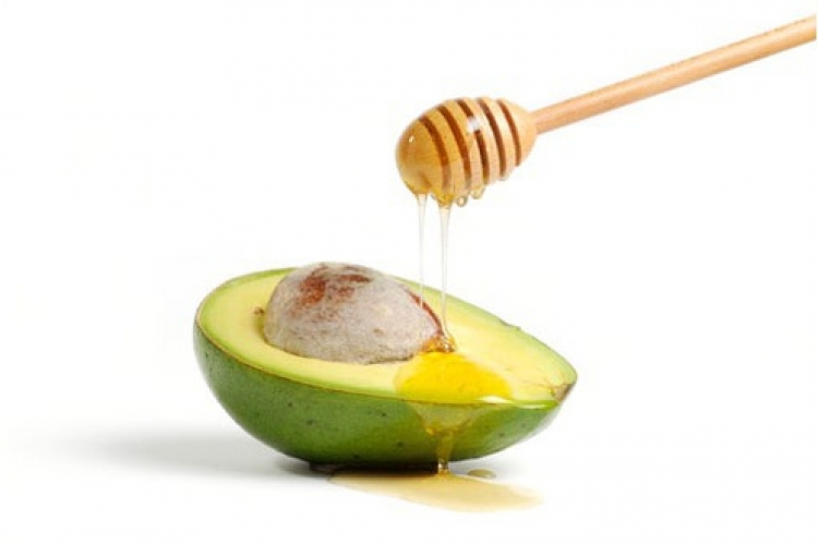 Avocado-Honey Face Mask