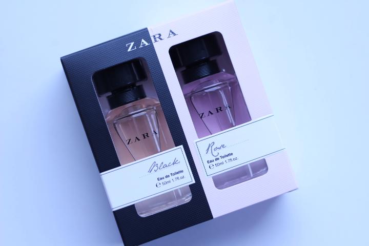 Zara Black + Rose Eau de Toilette | Review