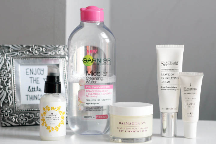 Favourite things… July Skincare